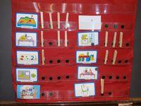 Preschool classroom- setup