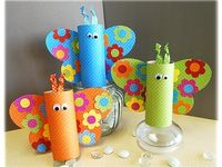Crafts : Toilet Roll