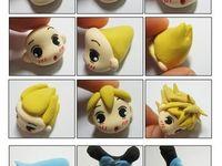 figurine fondant
