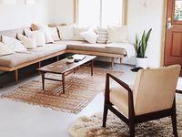 dream home + living room