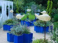 festivals des jardins : Chaumont sur Loire
