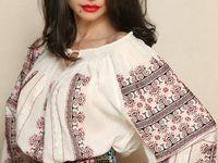 Ethnic Assyrian Boho Caftan Dress