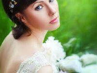 Bridal Hair Do's & Head pieces