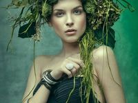 Earth, Wind, Fire, Ice & Water Fashion Photography Inspiration