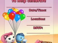 Celebration Theme - Sheriff Callie's Wild West Party