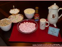 Fun on pinterest hot chocolate snowman and hot chocolate recipes