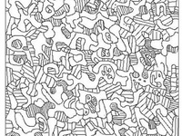 1000 images about art on pinterest paul klee colouring for Paul klee coloring pages