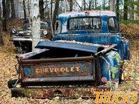 neat old trucks