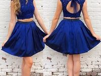 Look beautiful in simple homecoming dresses from Millybridal.org for your special occasion. Beautiful homecoming dresses and party dresses online for homecoming.  Board Category is Women's fashion. Simple Homecoming Dresses  Board