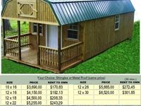 about Portable building on Pinterest | Storage sheds, Wood storage