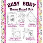Easy to use Printables for an Easy Week in Daycare and Preschool that covers a variety of themes and includes the  letters, numbers, colors and shapes