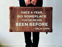 Travel - places to see!
