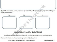 Socratic seminar on pinterest socratic method student for Socratic seminar lesson plan template