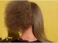 أناقة مغربية وصفة شديدة المفعول في التخلص من الشعر المجعد Hair Styles Face Hair Long Hair Styles