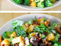 ... | Cabbage Soup Diet, Broccoli Salad With Bacon and Vinaigrette