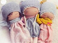 Puppenbastelei