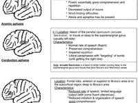 speech and language pathology