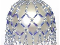 Beading-Christmas Ornaments Covers