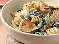 ... Pasta Dishes on Pinterest | Linguine, Pasta and Pasta primavera