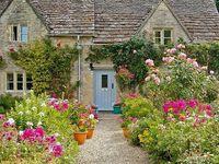 cottage en cottage gardens
