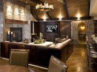 MAN CAVE/PARTY RM