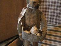 Easter prim hand dids