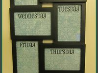 Fancy menu boards that I will never make, but they look cool!
