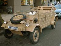 WW II vehicles