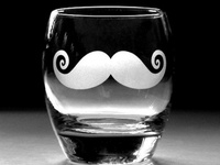 """I """"Mustache"""" You to the Party."""