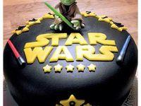 Thor's bday cake