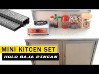 9 Kreasi Baja Ringan Ideas Larder Cupboard Kitchen Cupboard Doors Baja