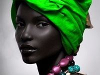 Chic african