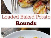 ... about potatoes on Pinterest | Potato salad, Stuffed potatoes and Bacon