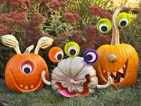 Halloween/Thanksgiving crafts