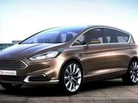 Ford S Max 2017 Reviews Specification Price Ford Car Family Car
