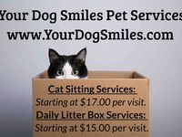 Its Professional Pet Sitter Week March 3 9 So I Wanted To Share This Wonderful Bit Of Information That Was Put Toget Pet Sitting Pet Sitters International Smile Pets