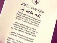 ¡Hala Madrid y nada más!!.Vamos Real Madrid