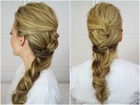 Hairstyles For Short Hair Using Bumpits : ... Hair Styles on Pinterest Short hair styles, My hair and Short choppy
