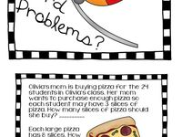 1000+ images about Word problems on Pinterest | I love math ...