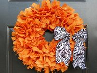 LOVE Wreaths & Table Decorations