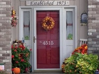 17 Best Images About House Numbers On Pinterest Mosaics