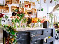 Floral Boutique office ideas