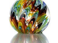 Creative ways to use glass as art.