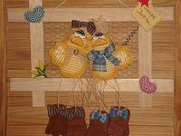 Crafting: Chicken crafts