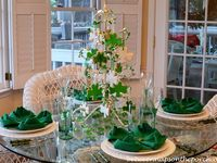 Tablescapes For St. Patrick's Day