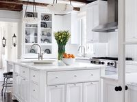 kitchen & dining | white