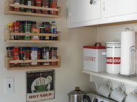 Kitchen / Small apartment, big living
