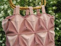 Mostly crochet bags and some others for inspiration.