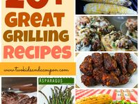 Grilling meals/appetizers/desserts....