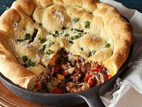 ... about Cast Iron Cooking on Pinterest | Pot pies, Cooking and Skillets